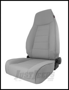 Rugged Ridge XHD Reclining Seat In Grey For 1997-06 Jeep Wrangler TJ & TJ Unlimited Models 13412.09