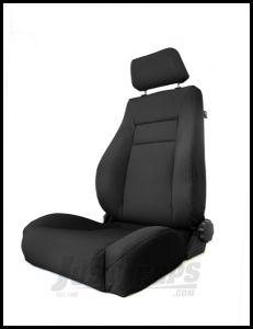 Rugged Ridge XHD Ultra Seat In Black Vinyl For 1997-06 Jeep Wrangler TJ & TJ Unlimited Models 13414.01
