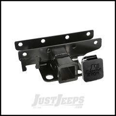 "Rugged Ridge Rear Hitch 2"" With Plug For 2007-18 Jeep Wrangler JK 2 Door & Unlimited 4 Door Models 11580.61"