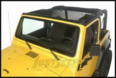 Rugged Ridge Full Eclipse Sun Shade For 1997-06 Jeep Wrangler TJ 13579.08