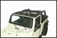 Rugged Ridge Full Eclipse Sun Shade For 2004-06 Jeep Wrangler TJ Unlimited 13579.09