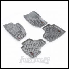 Rugged Ridge (Grey) Floor Liner Kit For 2008-13 Jeep Liberty KK Models 14987.28