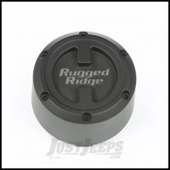 Rugged Ridge XHD 17x9 Center Cap In Black 15201.55