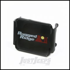 "Rugged Ridge 3"" LED Light Cover Black 15210.48"