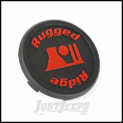 Rugged Ridge Jesse Spade 17x9 Center Cap For 2007+ Wrangler JK and JL 15303.94