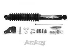 Rubicon Express Steering Stabilizer Relocation Kit For 2007-18 Jeep Wrangler JK 2 Door & Unlimited 4 Door RXT2000B-JK