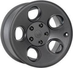 AEV Saverge Wheels 17 x 8.5 Black Wheel For 2007+ Jeep Wrangler JK 2 Door & Unlimited 4 Door 20403001AB