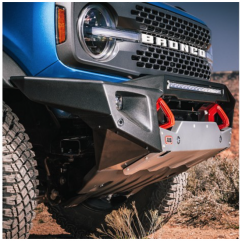 ARB Non-Winch Front Bumper - Narrow Flares for 21+ Ford Bronco 2 & 4 Door 3280020