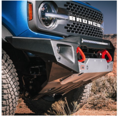 ARB Non-Winch Front Bumper - Wide Flare for 21+ Ford Bronco 2 & 4 Door 3280010