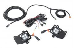 Vision X Reverse Light Kit for 2021 Jeep Gladiator JT 5691202