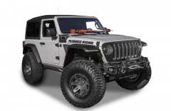 Rugged Ridge Max-Terrain Fender Flares for 18-20+ Jeep Wrangler JL & JLU 11640.51