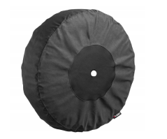 Rugged Ridge 30-32in Tire Cover, Black Diamond 12802.02