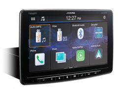 Alpine Halo9 Multimedia Receiver with 9-inch Customizable Touchscreen Display ILX-F409
