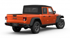 Mopar Soft Top in Twill for 20+ Gladiator JT 82215614