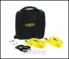 SmittyBilt Winch Accessory Kit Light Duty (ATV/UTV 10,000LBS) 2729