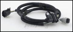 SmittyBilt Trailer Hitch Wiring Harness For 2007+ Jeep Wrangler JK & JK Unlimited Models 2912