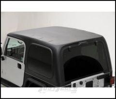 SmittyBilt 1 Piece (Textured Black) Hard Top Kit For 1997-06 Jeep Wrangler TJ Models 519701