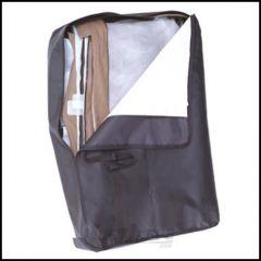 SmittyBilt Window Storage Bag For 1987-18 Jeep Wrangler JK,YJ & TJ Models 595101