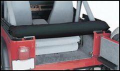 SmittyBilt Soft Top Storage Boot In Black Denim For 1997-06 Jeep Wrangler TJ 600015