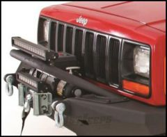 SmittyBilt XRC Multi Option Design MOD Bull Bar Add On For 1984-01 Jeep Cherokee XJ 76811