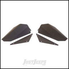 SmittyBilt XRC Multi Option Design MOD Mid Width End Plates For 2007+ Jeep Wrangler JK & JK Unlimited Models 76826