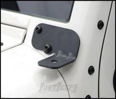 SmittyBilt Windshield Mount Light Bracket In Black For 2007+ Jeep Wrangler JK & JK Unlimited Models 7690