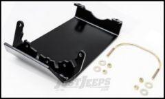 SmittyBilt XRC Evaporative Cannister Skid Plate In Black Textured For 2007-11 Jeep Wrangler JK 2 Door & Unlimited 4 Door Models 76921