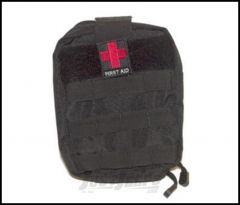 SmittyBilt First Aid Storage Bag In Black 769541