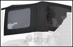 SmittyBilt  Premium Replacement Top Skin With Tinted Windows For 2007-09 Jeep Wrangler JK 2 Door Models 9074235