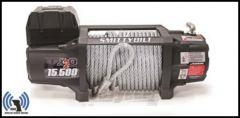SmittyBilt X2O-15.5K Gen2 Wireless Waterproof Winch Rated For 15,500lbs. 97515