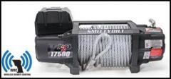 SmittyBilt X2O-17.5K Gen2 Wireless Waterproof Winch Rated For 17,500lbs. 97517