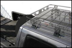 SmittyBilt Defender Series Roof Rack 6 Piece Adjust A Mount Bracket Kit AM-6