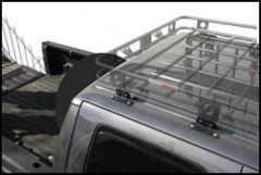 SmittyBilt Defender Series Roof Rack 8 Piece Adjust A Mount Bracket Kit AM-8