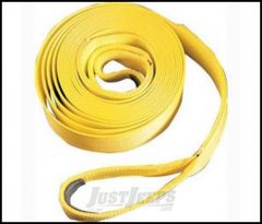 """SmittyBilt Tow Strap 2"""" x 20' Rated For 20,000 lb. CC220"""