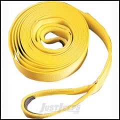 """SmittyBilt Tow Strap 3"""" x 30' Rated For 30,000 lb. CC330"""