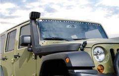 AEV Snorkel Kit With Ram Air For 2007-11 Jeep Wrangler JK 2 Door & Unlimited 4 Door With 3.8Ltr. Engine 40306220AA