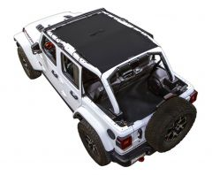 SpiderWebShade Shadetop for 18+ Jeep Wrangler JL Unlimited SWS-SHDTOP-