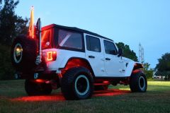 Stinger Off-Road Bluetooth RGB LED Whip with Quick Release Base SPXWP-