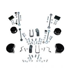"""Superlift 2.5"""" Spacer Lift Kit for 18+ Jeep Wrangler JL 5803"""