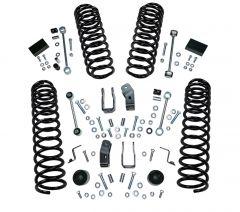 "Superlift 2.5"" Dual Rate Coil Spring Lift Kit for 18+ Jeep Wrangler JL Unlimited K183-"