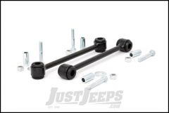 "Rough Country Rear Sway Bar End Links For 1997-06 Jeep Wrangler TJ & TJ Unlimited Models With 4-6"" lift 1015"