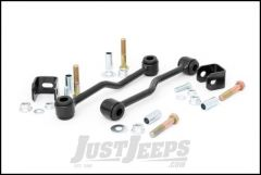 "Rough Country Front Sway Bar Links For 1997-06 Jeep Wrangler TJ & TJ Unlimited Models With 4-5"" Lifts 1028"