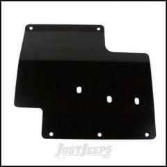 Synergy MFG Transmission Skid Plate For 2007-18 Jeep Wrangler JK 2 Door & Unlimited 4 Door Models 5710-10-BK