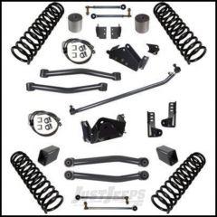 "Synergy MFG Stage 2 Suspension System, 3"" Lift Kit For 2007-18 Jeep Wrangler JK 2 Door Models 8022-30"
