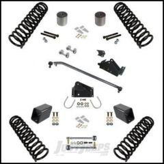 "Synergy MFG Stage 1.5 Suspension System, 3"" Lift Kit For 2007-18 Jeep Wrangler JK 2 Door Models 8025-30"