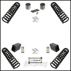 """Synergy MFG 2"""" Starter Suspension System For 2007-18 Jeep Wrangler JK Unlimited 4 Door Models 8040-20"""