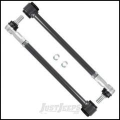 "Synergy MFG Adjustable Rear Sway Bar Links Lifts 2""-4.5"" For 2007-18 Jeep Wrangler JK 2 Door & Unlimited 4 Door Models 8060-11"
