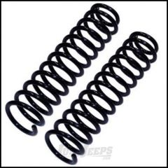 "Synergy MFG Front Lift Coil Springs For 2007-18 Jeep Wrangler JK 2 Door (2"") & Unlimited 4 Door (1"") Models 8063-10"
