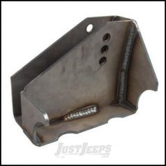 Synergy MFG Weld-On Rear Track Bar Bracket For 2007-18 Jeep Wrangler JK 2 Door & Unlimited 4 Door Models 8072-01