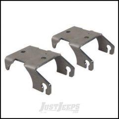 Synergy MFG Rear Weld-On Bump Stop Bracket For 2007-18 Jeep Wrangler JK 2 Door & Unlimited 4 Door Models 8072-02